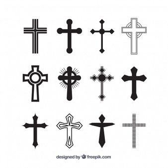 Free vector cross clipart 1 » Clipart Station.