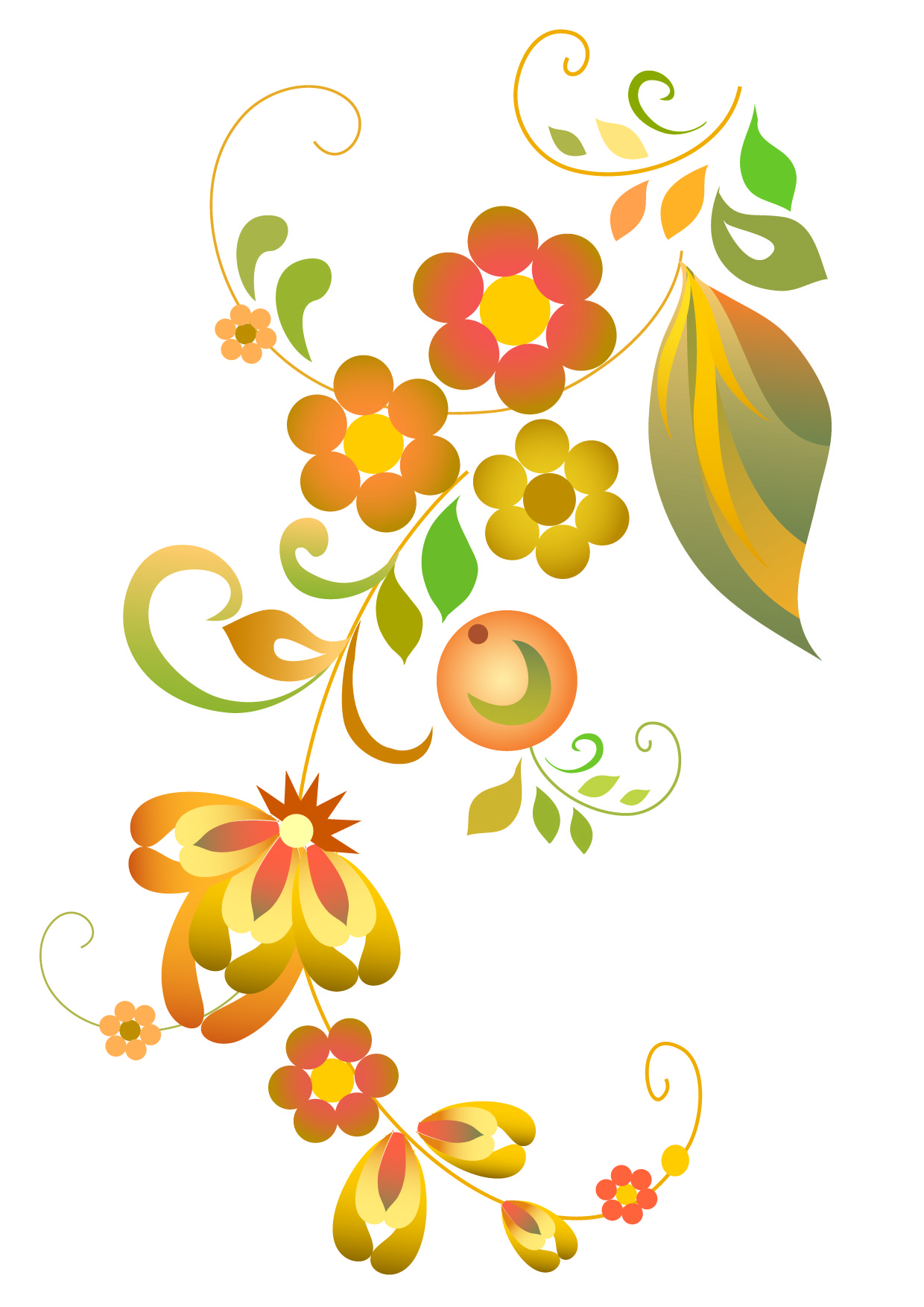 Free Vector Flower, Download Free Clip Art, Free Clip Art on Clipart.