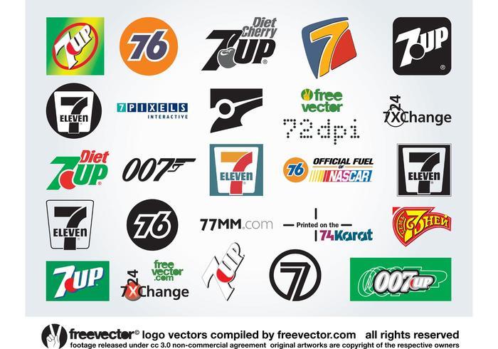 Seven Logos.