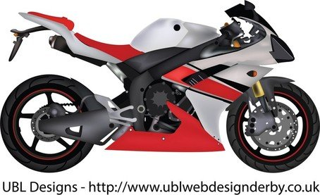 Free Free Vector Motorbike Graphic Clipart and Vector Graphics.