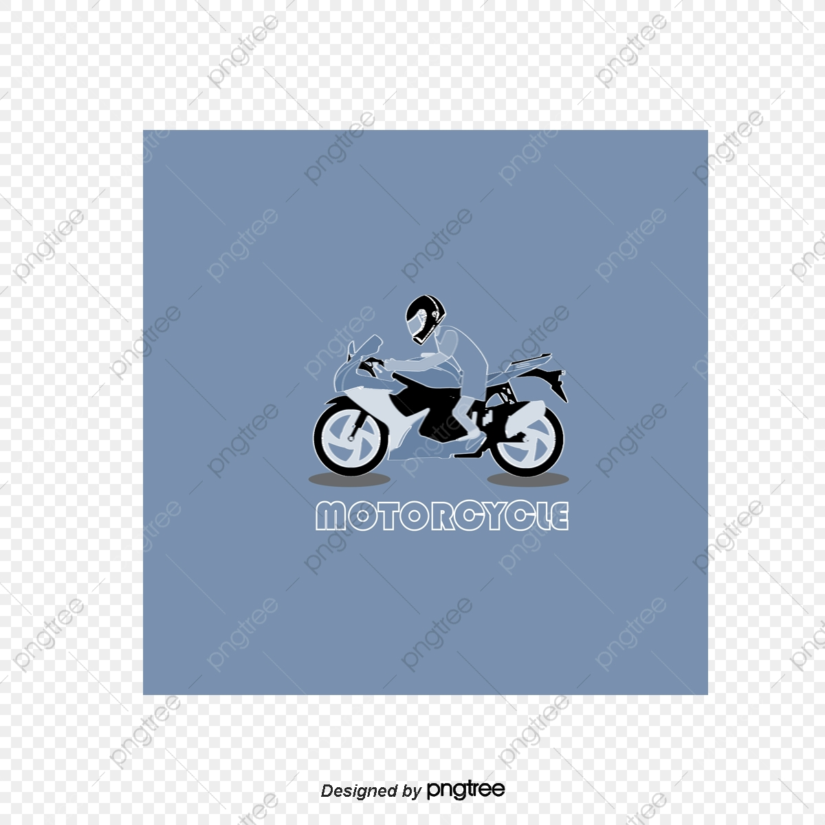 Vector Motorcycle Logo, Motorcycle Vector, Logo Vector, Creative.