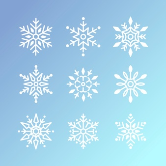 Snowflakes Vectors, Photos and PSD files.
