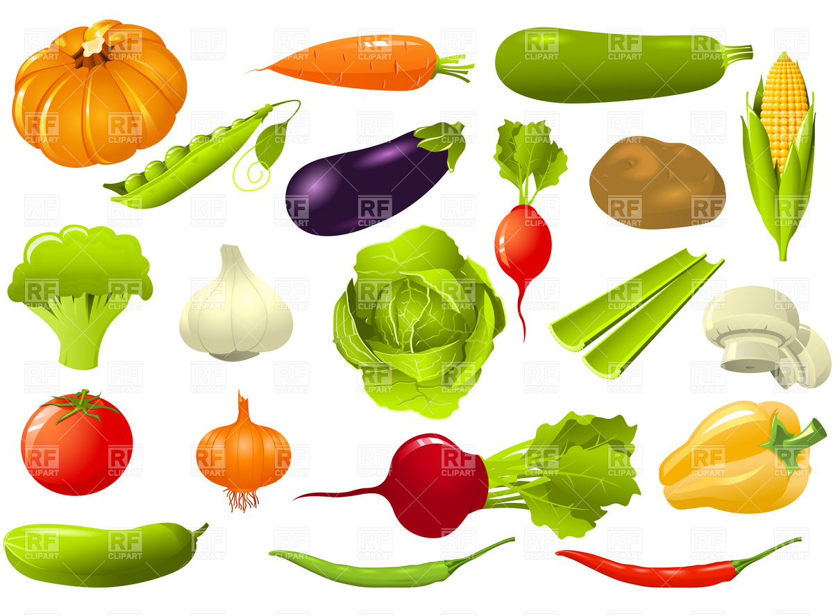 Vegetable clip art free clipart images.