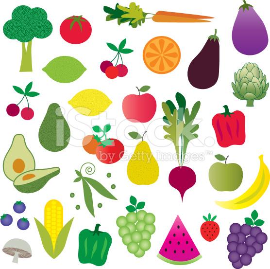 Vegetables Clip Art Free Download.