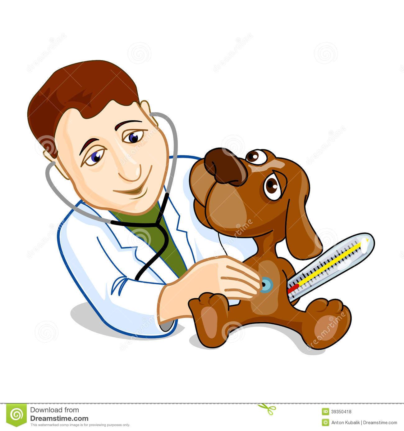 Free Veterinarian Clipart.