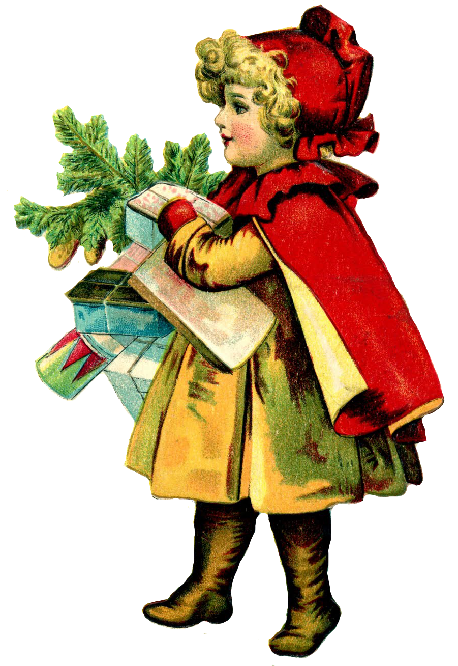 Free vintage christmas clip art clipart images gallery for free.