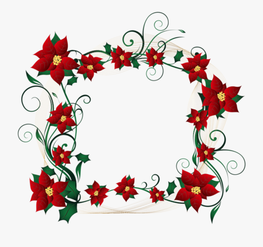 Free Victorian Christmas Clipart Borders Pin By Yvonne.