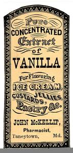 Free Vintage Cookie Jar Advertising Clipart.