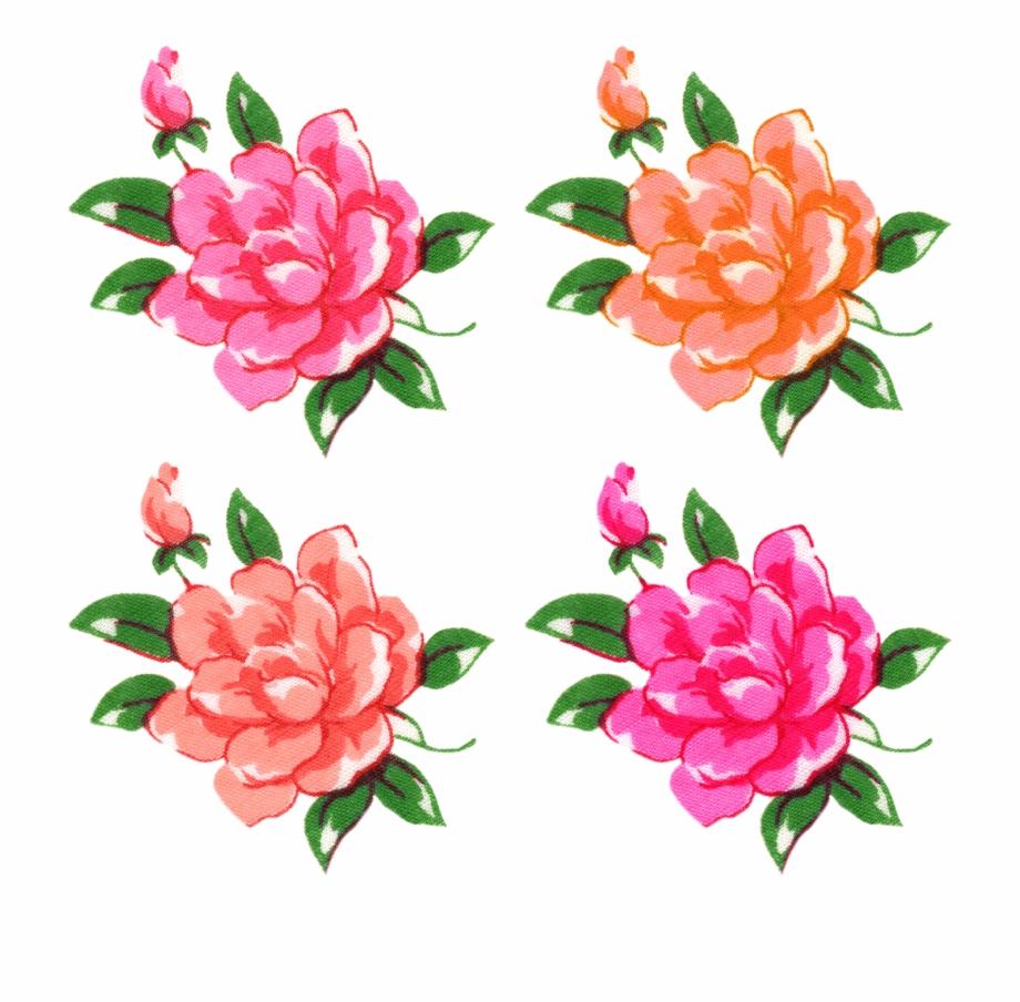 Free Vintage Flower Clip Art.
