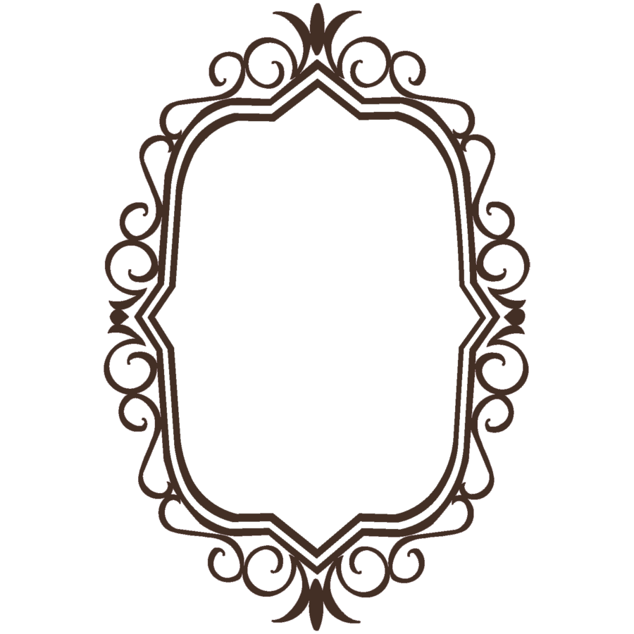 Pictures Vintage Frame Free Clipart #30395.