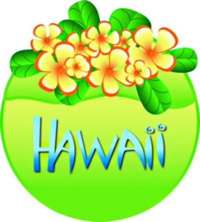 Hawaii Clip Art.