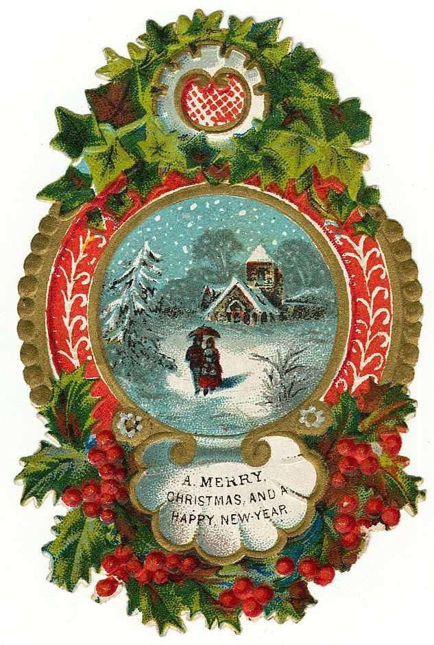 Christmas Imagery.