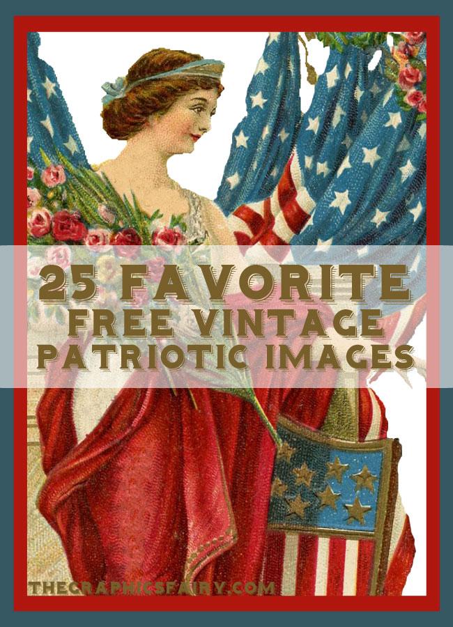 25 Favorite Free Patriotic Images!.