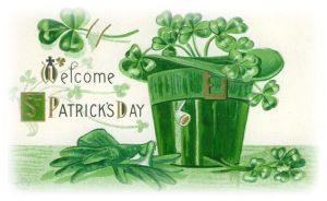 St. Patrick\'s Day March 17th — The Stein Lounge.