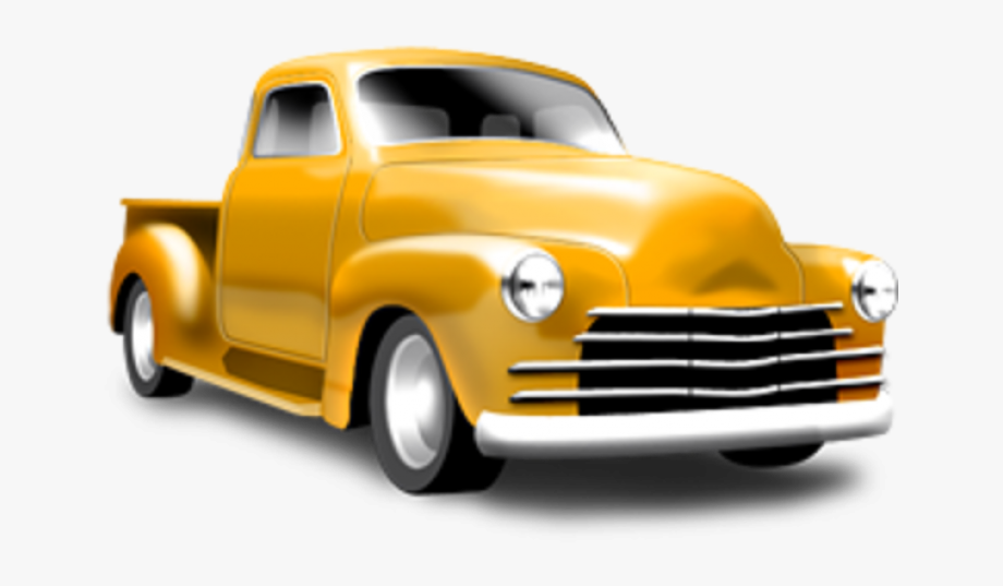 Old Truck Clip Art.