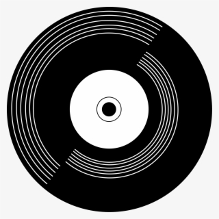 Free Vinyl Record Clip Art with No Background , Page 2.
