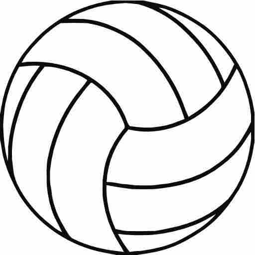 Perfect Cliparts: Verragio Volleyball Clipart Free.