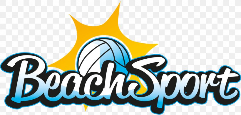 Logo Beach Volleyball Clip Art, PNG, 1024x488px, Logo, Area.