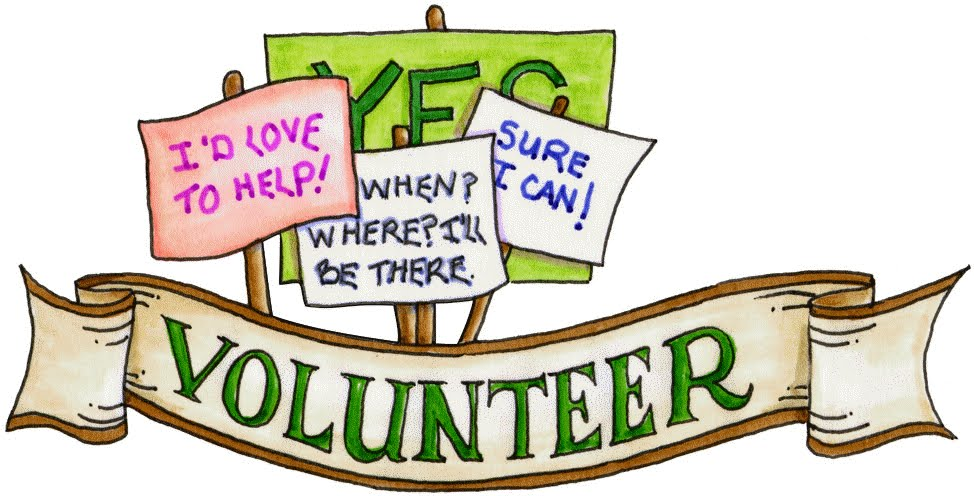 Volunteer Appreciation Clipart.