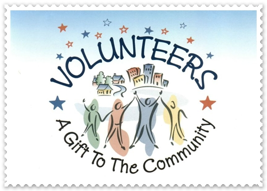 Volunteers Clip Art Free.
