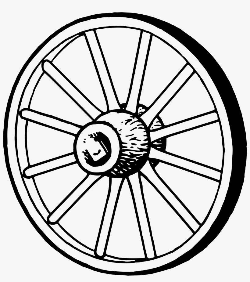 Clipart Free Library Wagon Wheel Clipart.