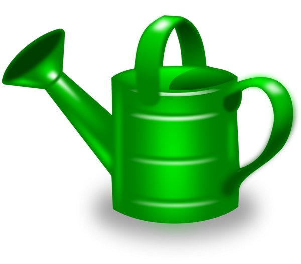 Best Watering Can Clipart #13114.