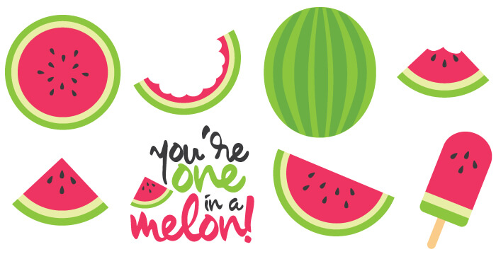 Free watermelon clipart 1 » Clipart Station.