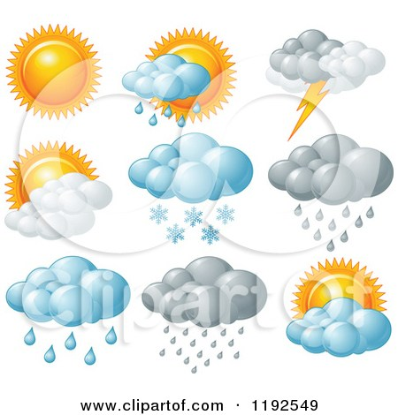 Free weather clipart for teachers 2 » Clipart Portal.
