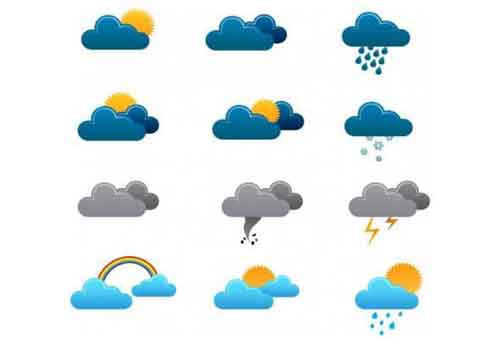 Weather Icons: 25 Free Sets of Vector and PNG Files to Download.