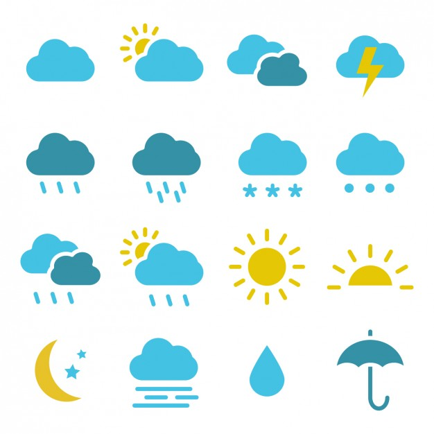Weather Vectors, Photos and PSD files.