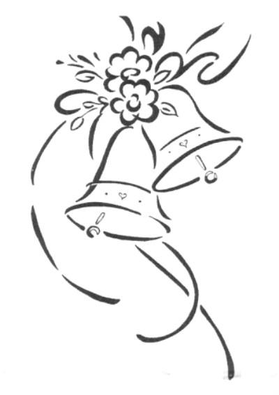 Clipart Wedding Bells & Wedding Bells Clip Art Images.