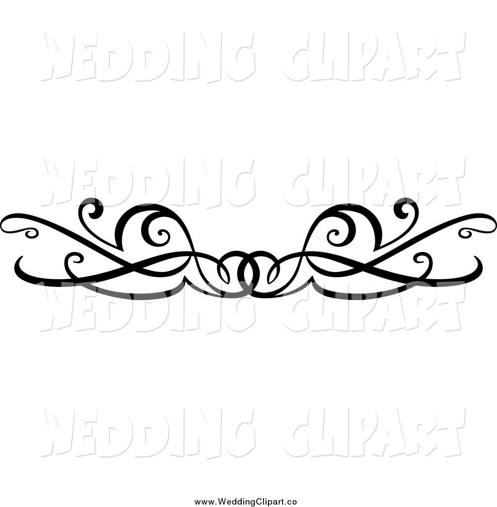 Free Clip Art Borders Wedding.
