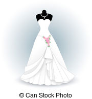 Wedding Dress Clipart Free.
