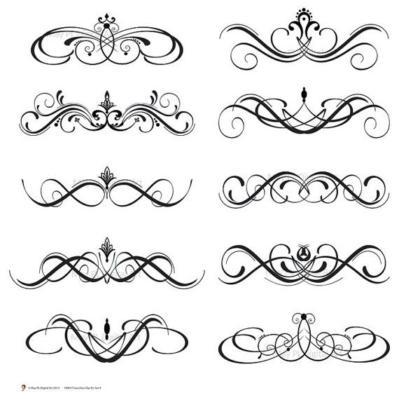Wedding Decor Rustic Clipart.