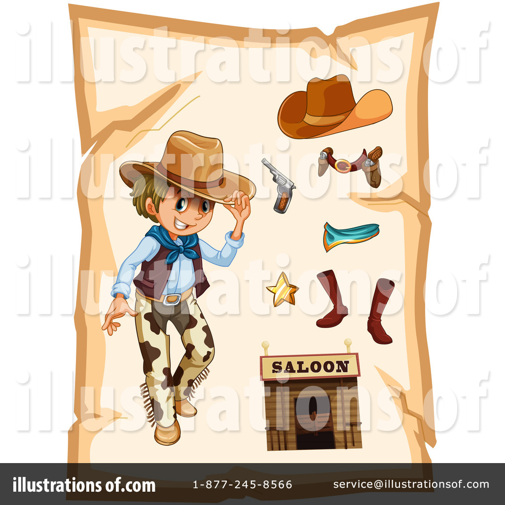 Western Clipart #1195829.