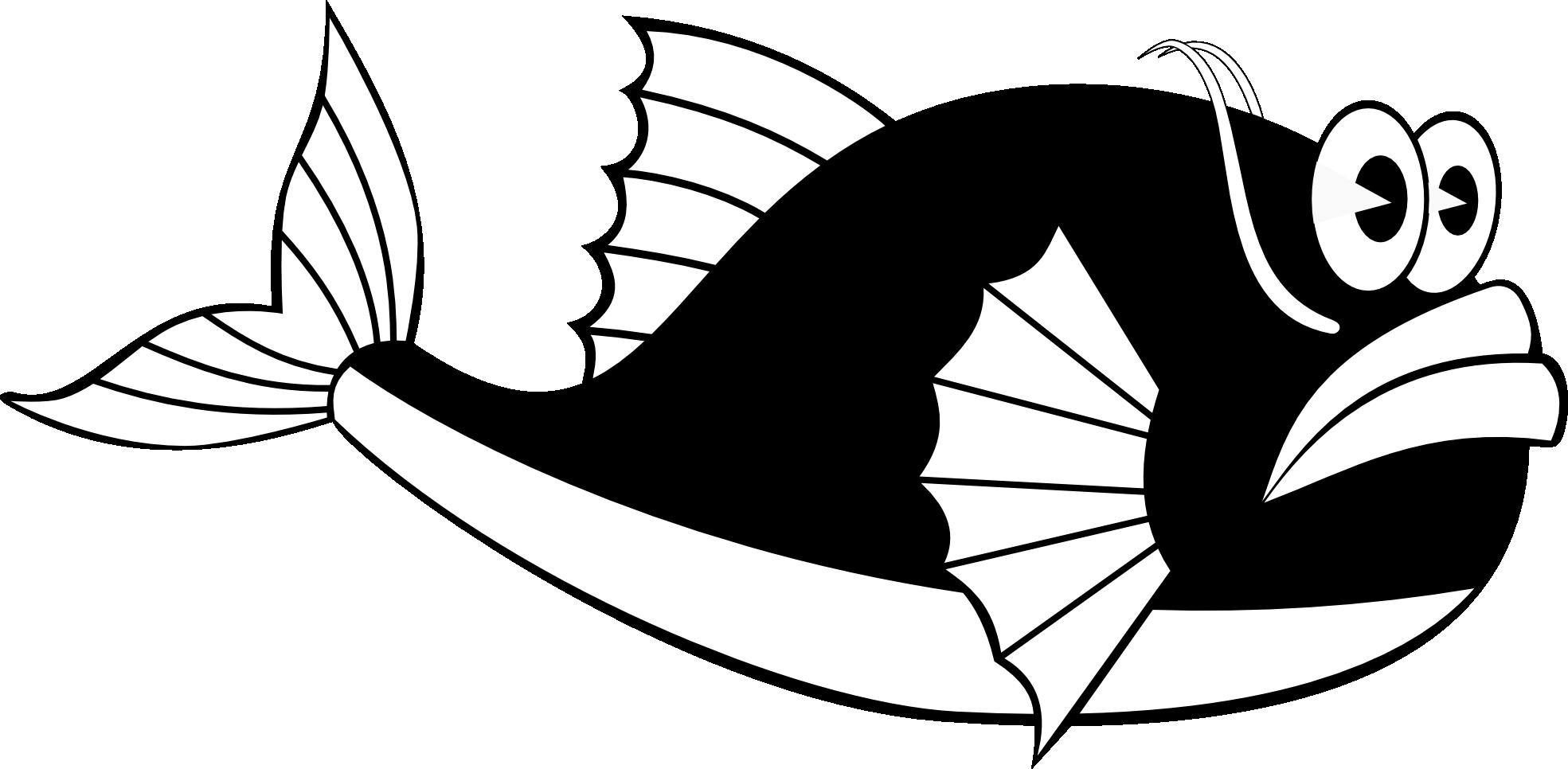 Whale Clip Art Black And White.