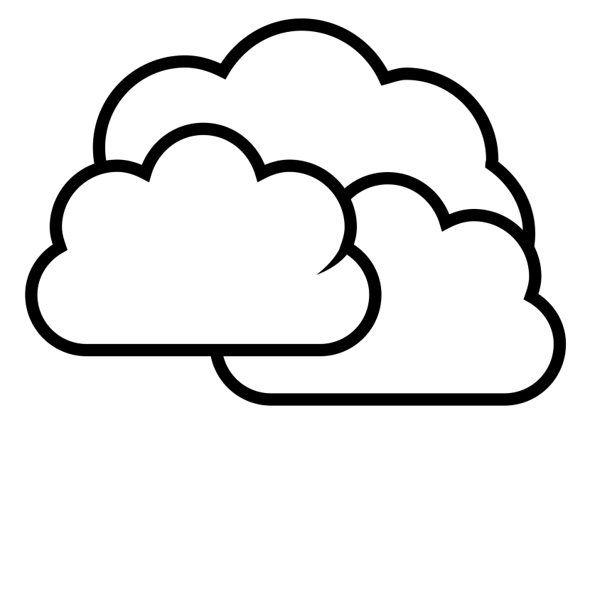 Free white cloud clipart clipground white cloud clipart voltagebd Choice Image