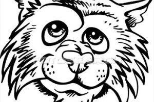 Wildcat clipart free » Clipart Portal.
