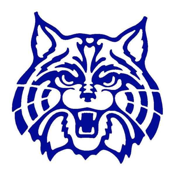 Free Wildcat Clipart Logo.