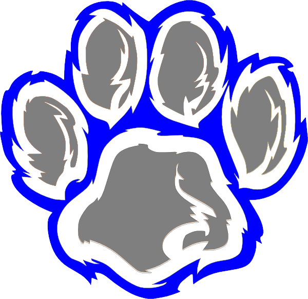 Free Wildcat Paw, Download Free Clip Art, Free Clip Art on.