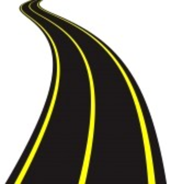 Winding Road Clip Art, Winding Road Free Clipart.