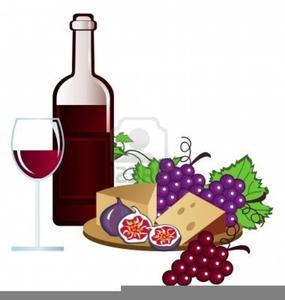Chianti Wine Clipart.