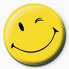 Smiley Wink Free Clipart.