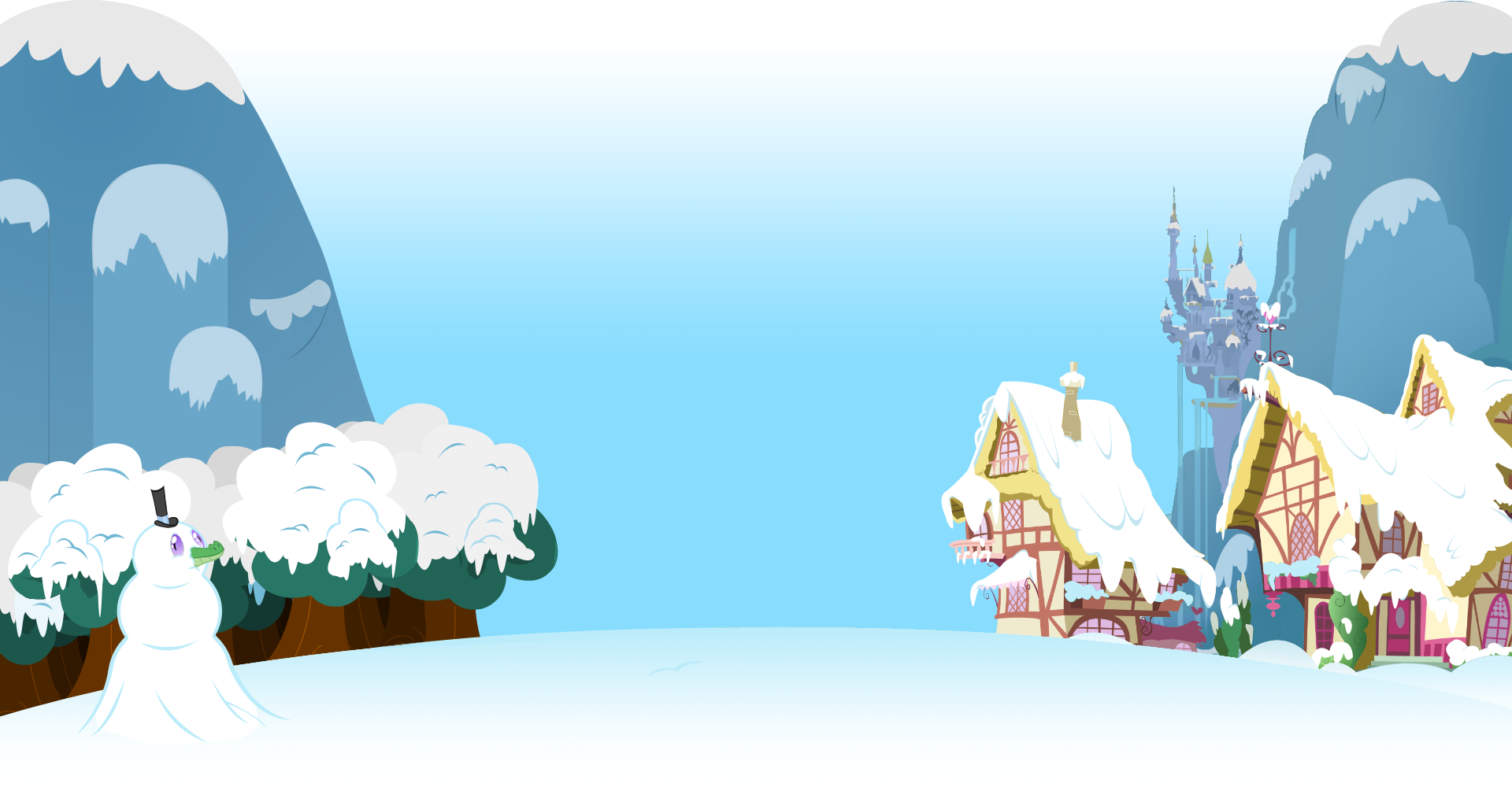 Winter Clipart PNG #27409.