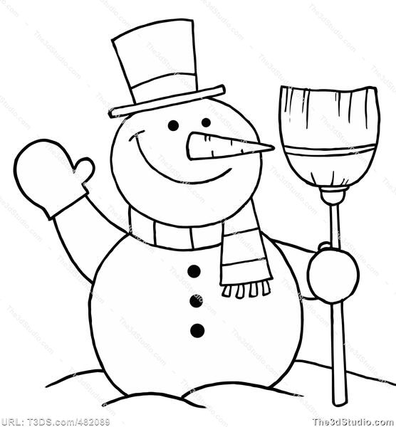 winter clip art to color coloring pages winter coloring pages and.