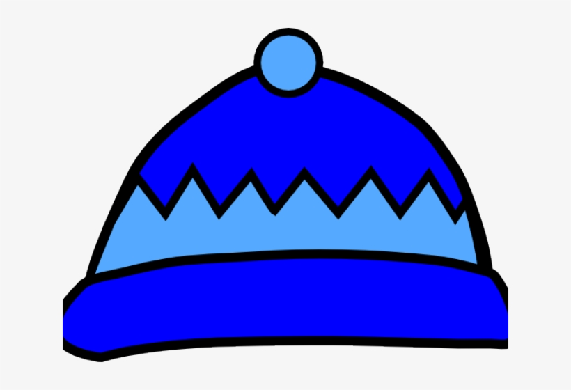 Winter Hat Clipart Transparent PNG.