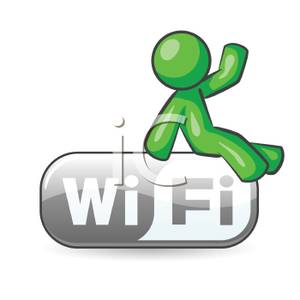 Free Wireless Clipart.