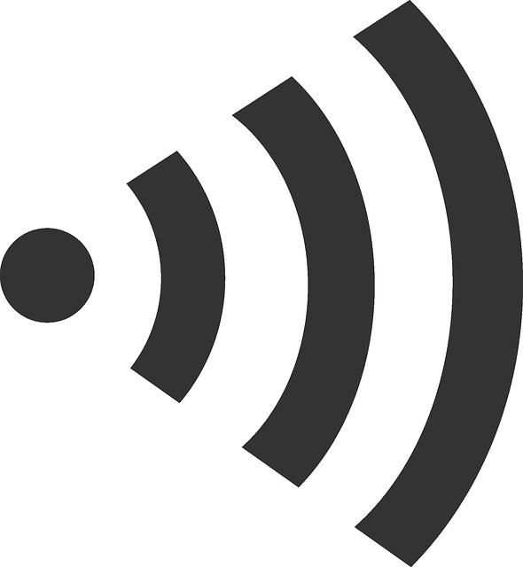 Clipart Wireless Signal.