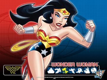 Free Wonder Woman Clipart.