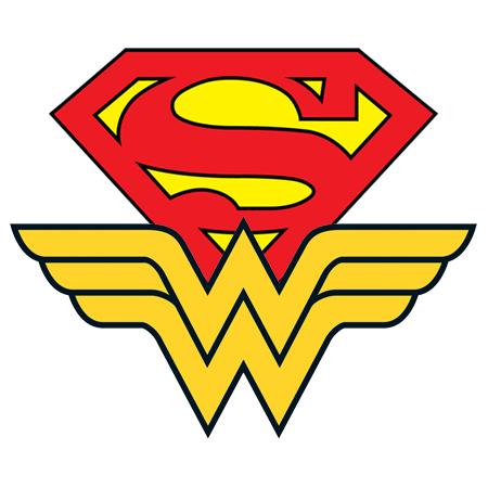 Wonder Woman Font.